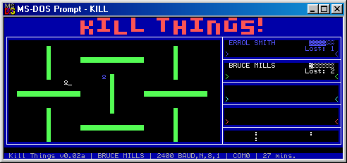 Kill Things screenshot